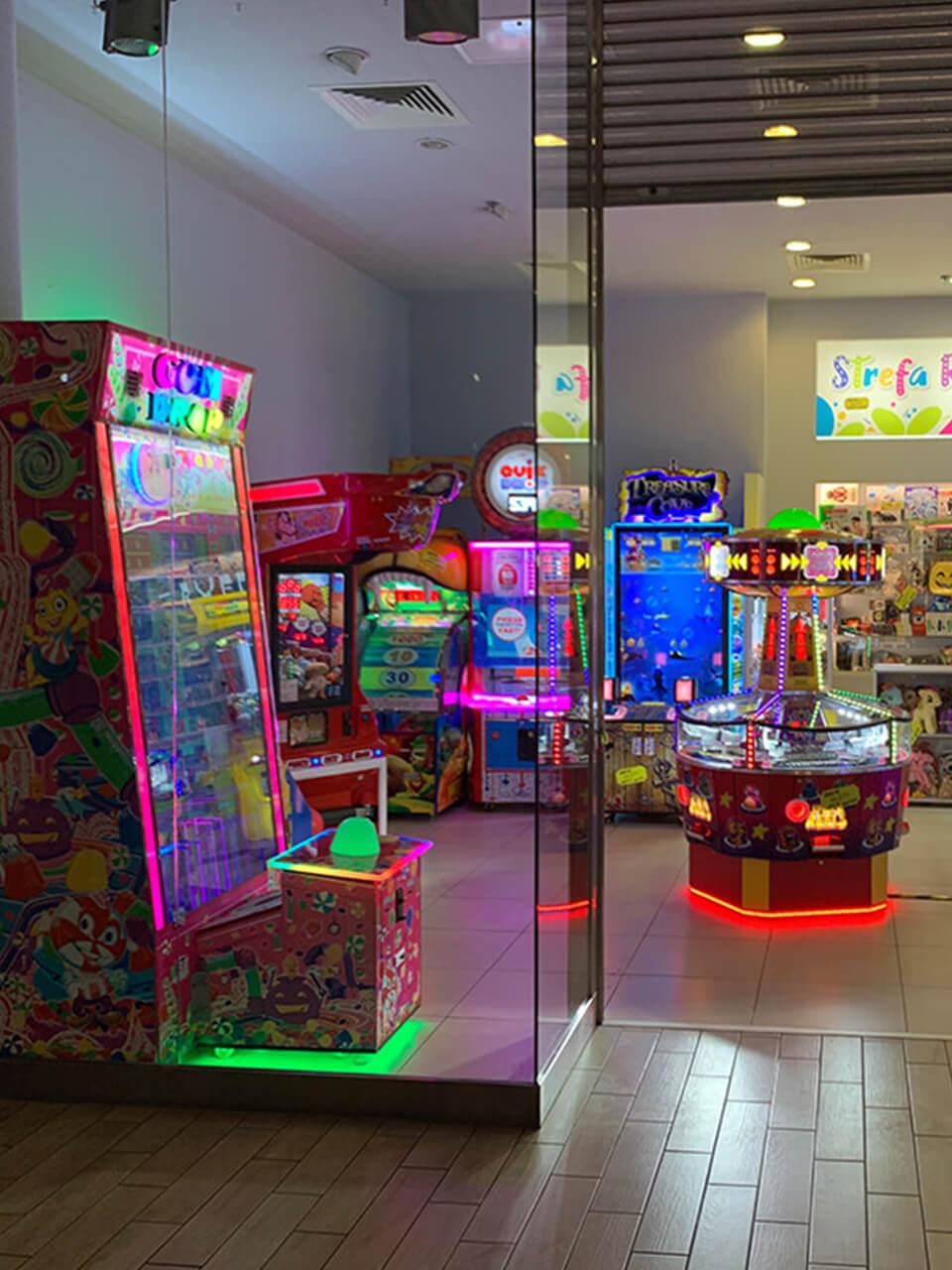 Game centers_Arcade Machines Africa