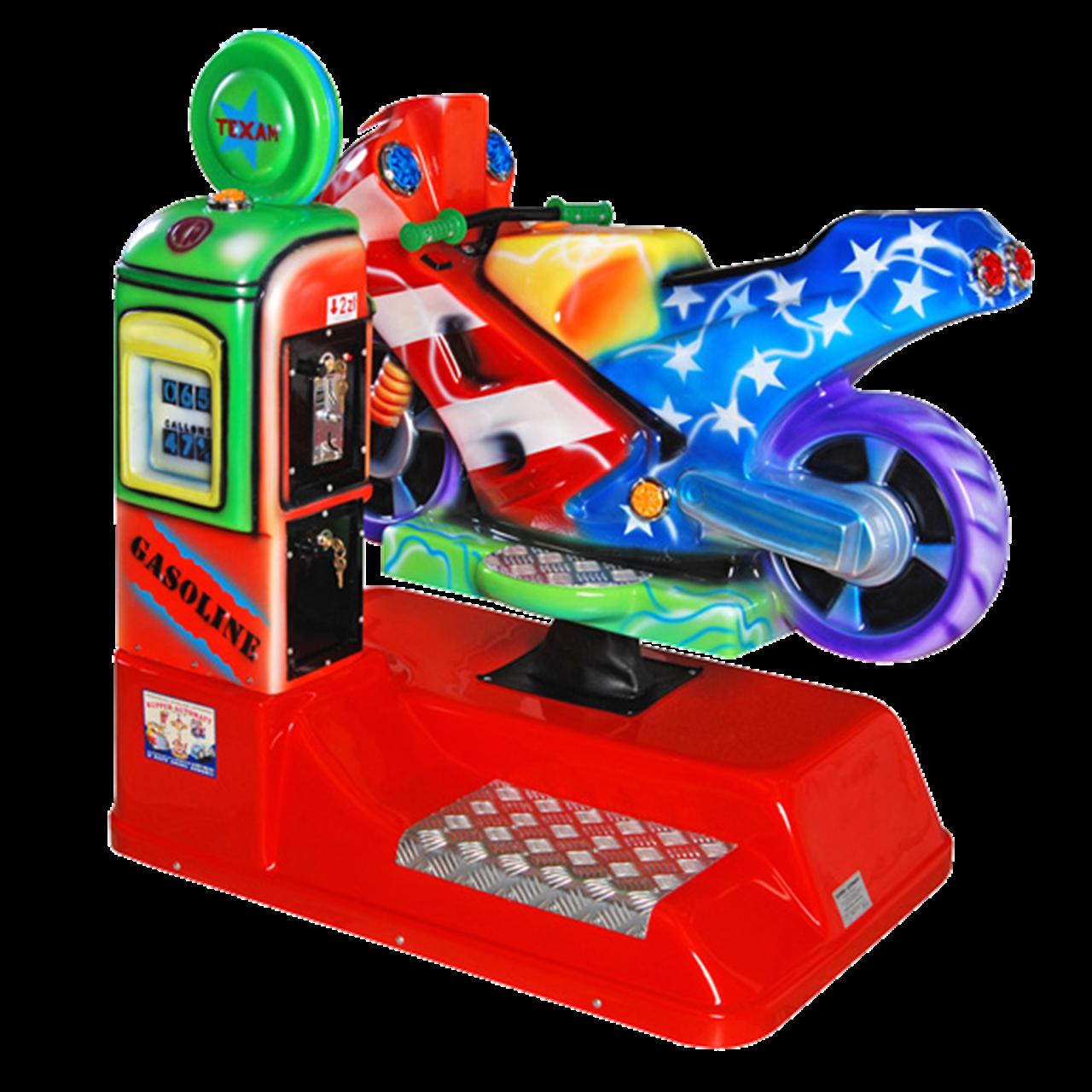 kiddie rides_arcade machines africa