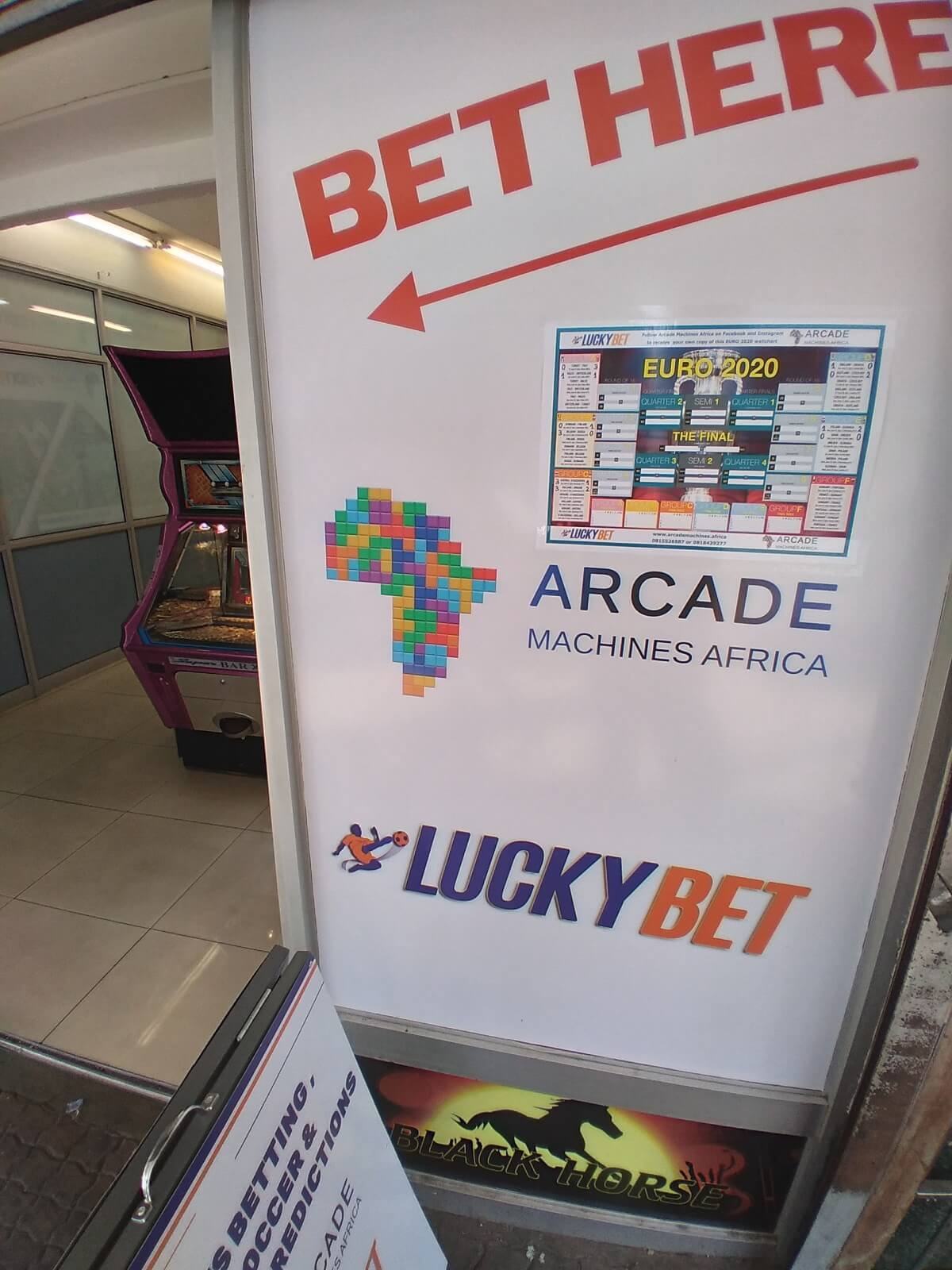 Sports betting Windhoek